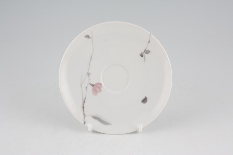 Continental China - Quince - Espresso Saucer