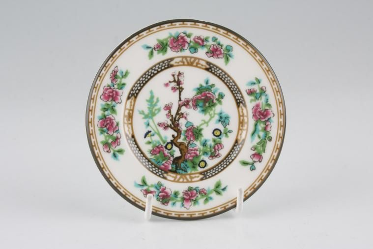 Coalport - Miniatures - Indian Tree - Dinner Plate