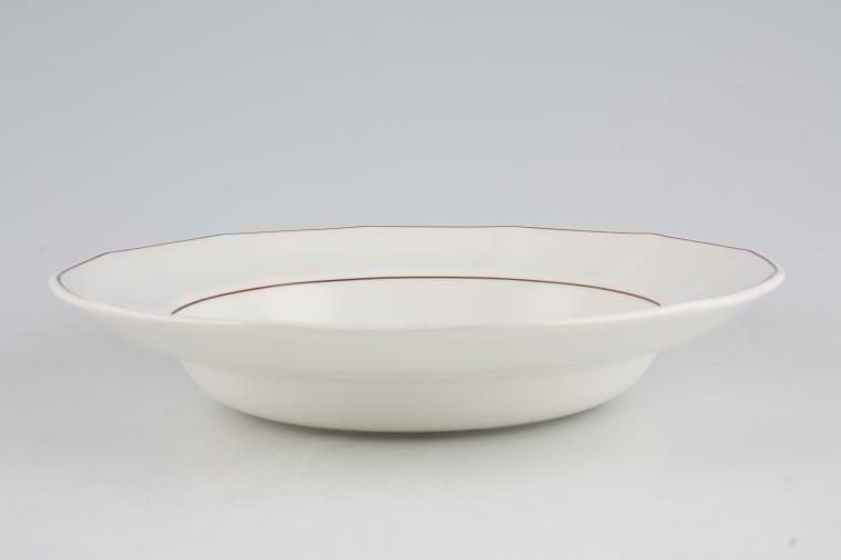 Adams - Cressida - Rimmed Bowl