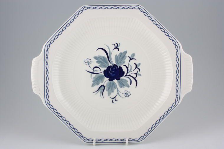 Adams - Baltic - Cake Plate - octagonal