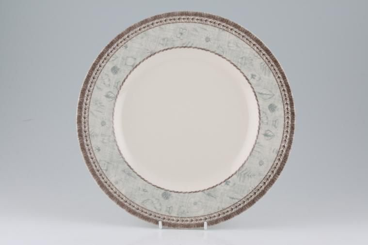 Johnson Brothers - Manorwood - Fruit - Dinner Plate - plain no central pattern