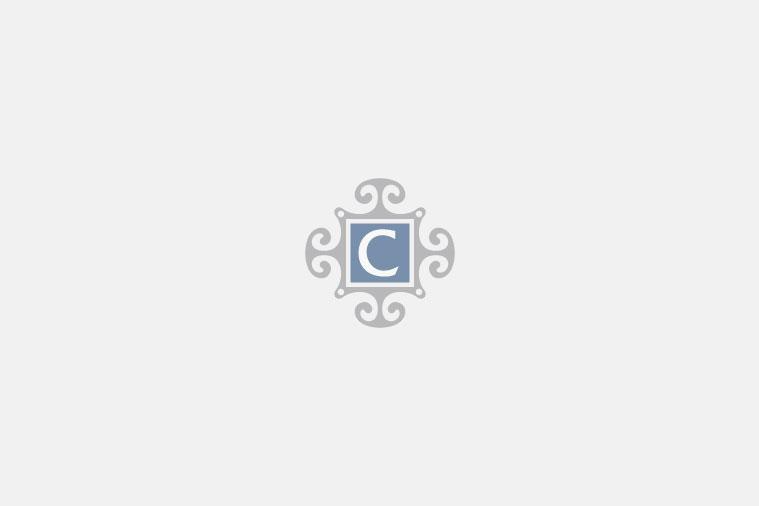 Philippe Deshoulieres - Seychelles Black - Dinner Plate