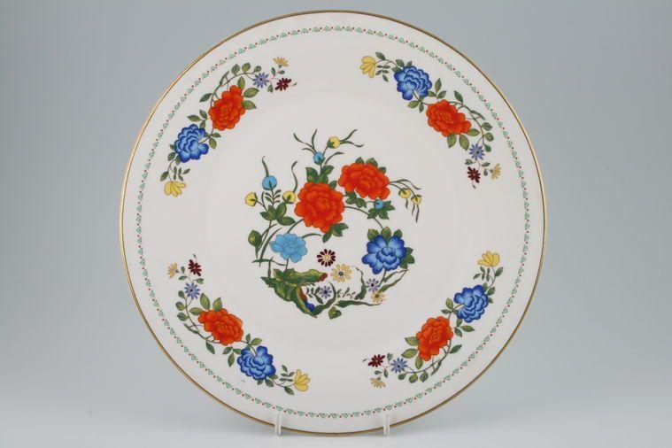 Aynsley - Famille Rose - Dinner Plate