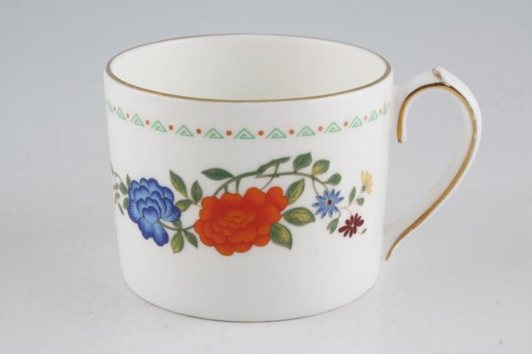 Aynsley - Famille Rose - Teacup - straight sided