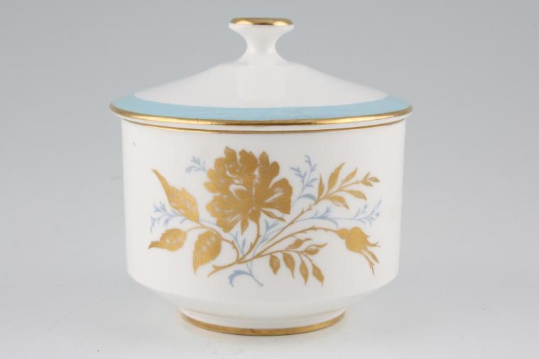Aynsley - Golden Grace - Sugar Bowl - Lidded (Tea)