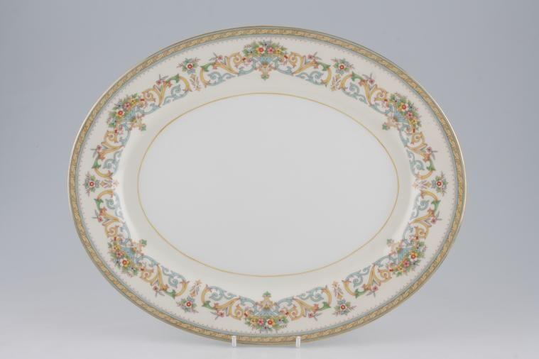 Aynsley - Henley - C1129 - Oval Plate / Platter