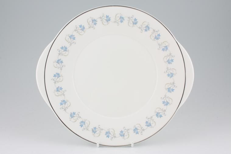 Aynsley - Lingate - Cake Plate - round
