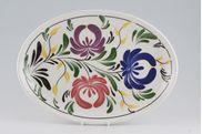 """Portmeirion - Welsh Dresser - Oval Plate / Platter - 13"""""""