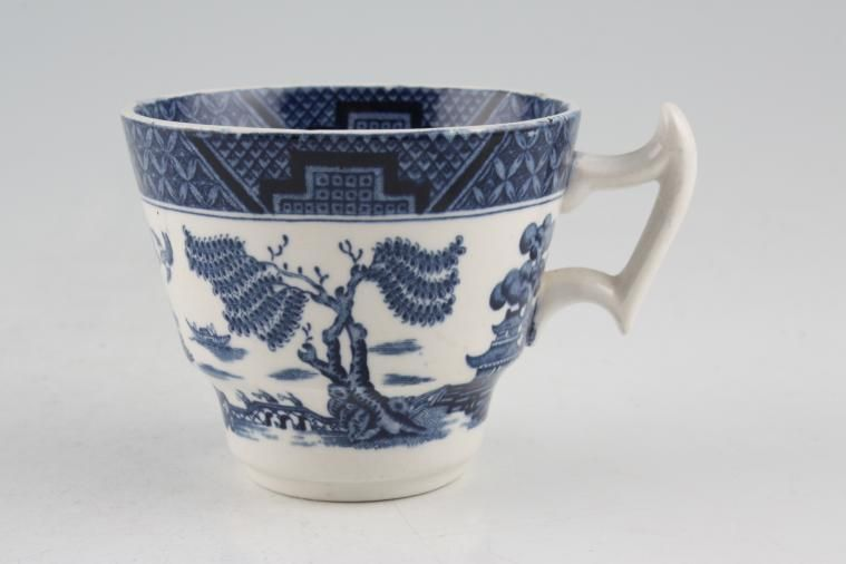 Booths - Real Old Willow - No Gold - Coffee Cup