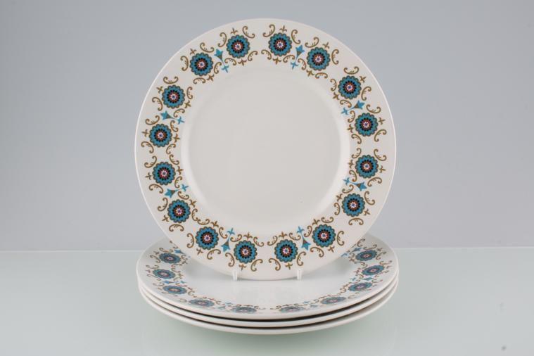 Ridgway - Contessa - Breakfast / Salad / Luncheon Plates - Set of 4