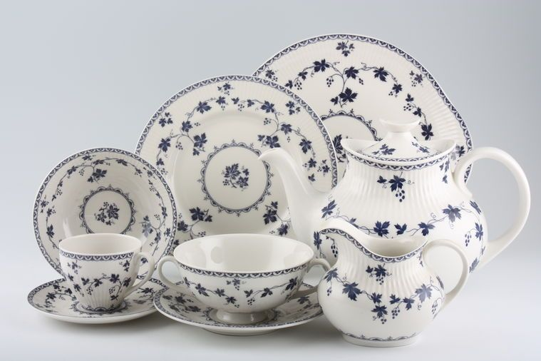 Royal Doulton - Yorktown - Old Style - Ribbed  sc 1 st  Chinasearch & Royal Doulton Yorktown - Old Style - Ribbed | 27 lines in stock