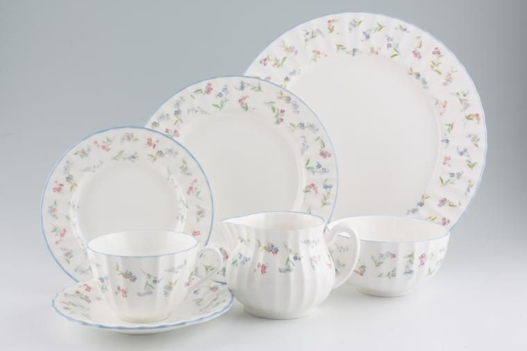 Please ... & Sell to us - Royal Worcester - Forget me not | Chinasearch