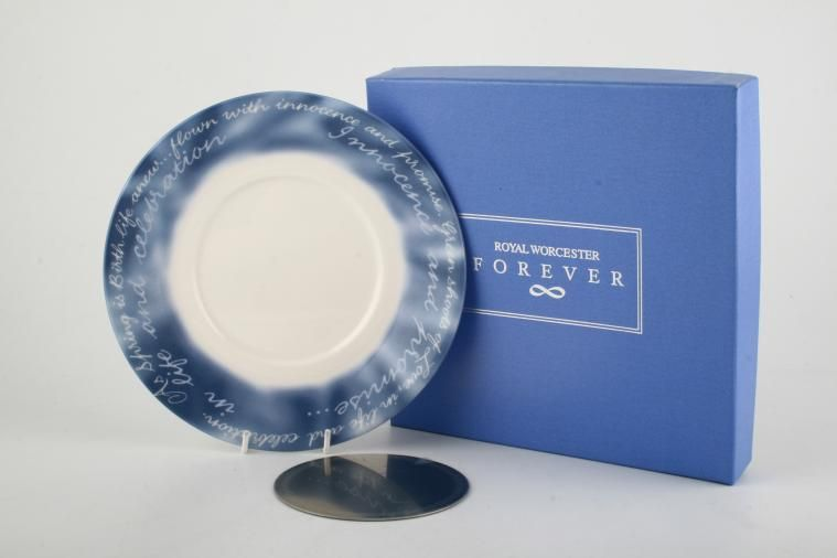 Royal Worcester - Royal Worcester - Forever Giftware - Dish (Giftware)