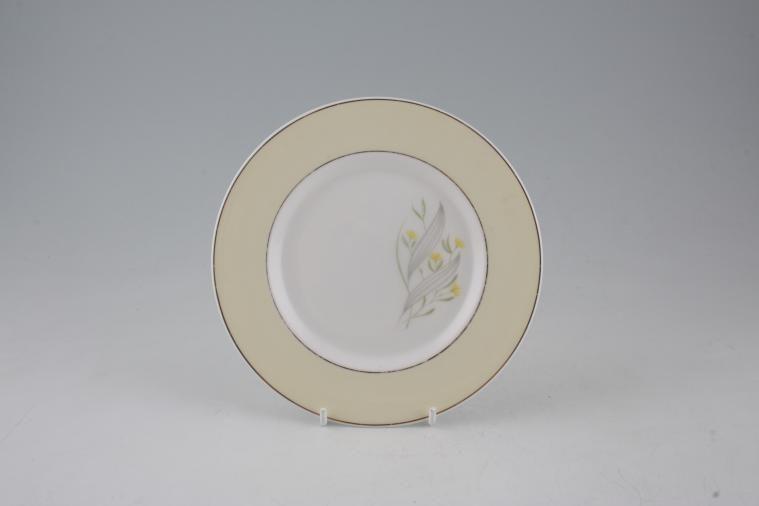 Susie Cooper - Grey Leaf - Tea / Side / Bread & Butter Plate