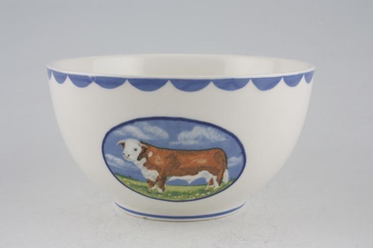 Burleigh - Animal Farm - Sugar Bowl - Open (Tea)