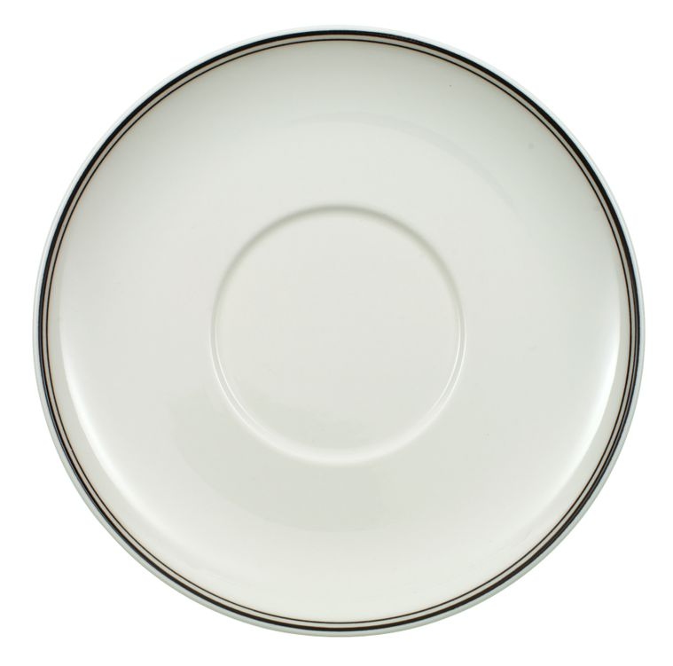 Breakfast saucer 2 in stock to buy now villeroy for Villeroy boch naif