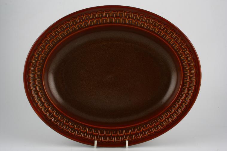 Wedgwood - Pennine - Oval Plate / Platter